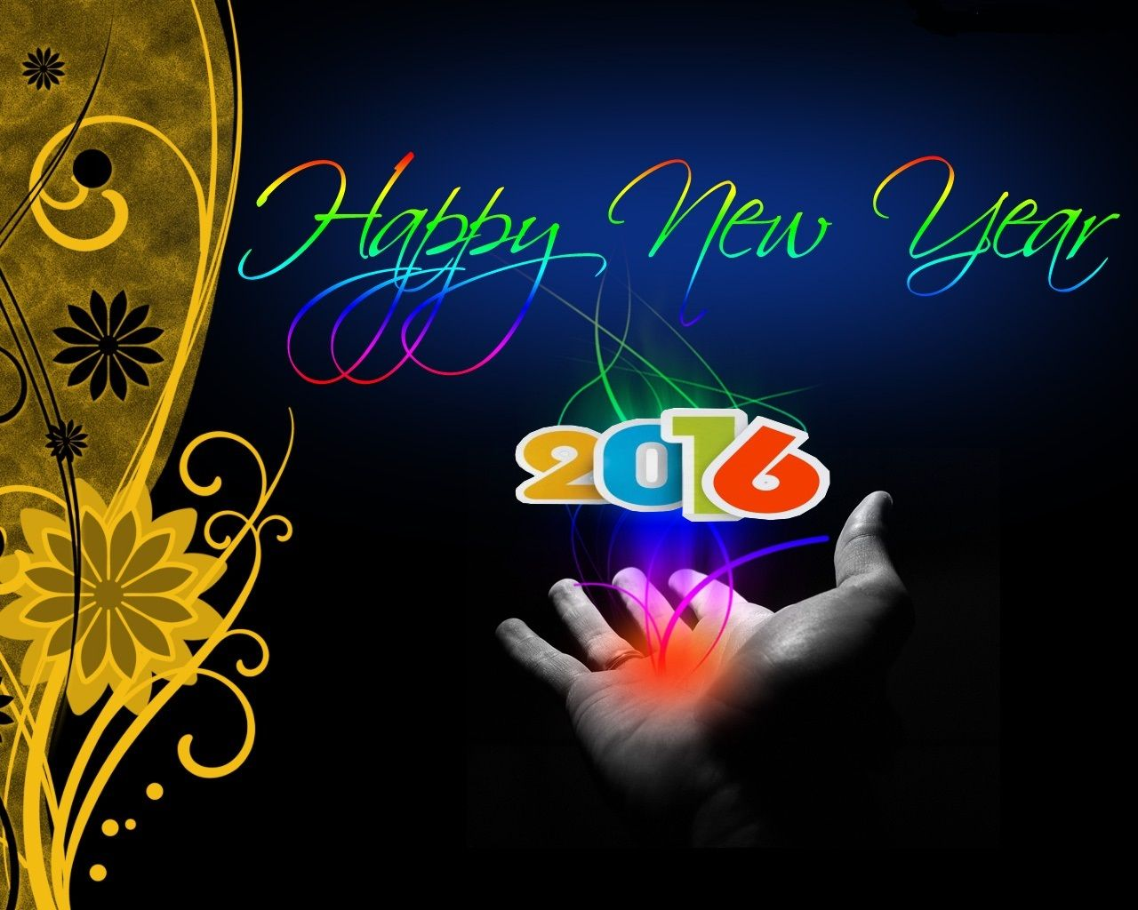 car new year wallpapers