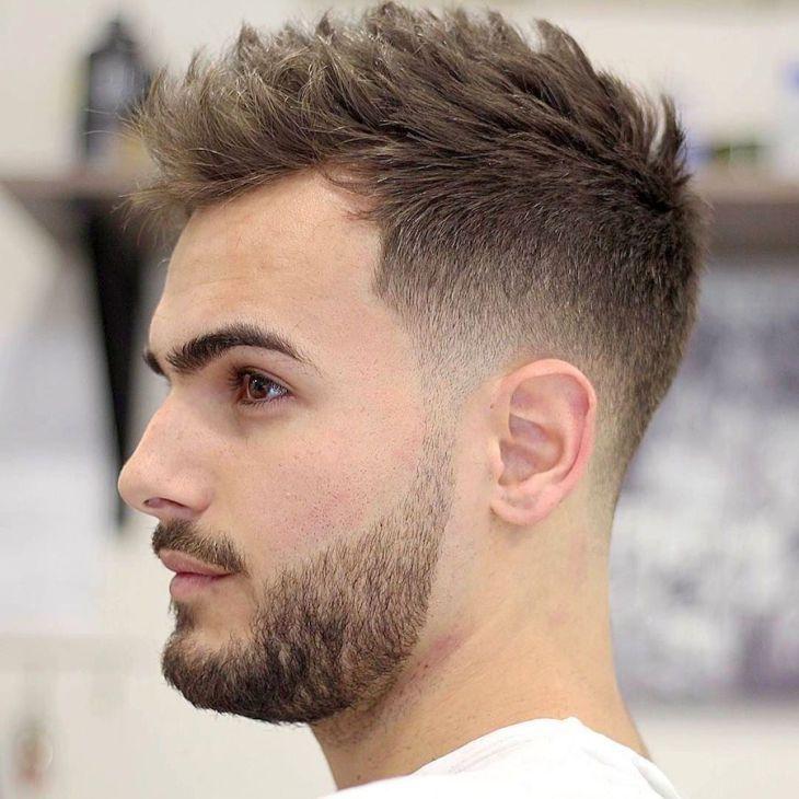 New Haircuts For Men   Haircuts Short haircuts and Textured