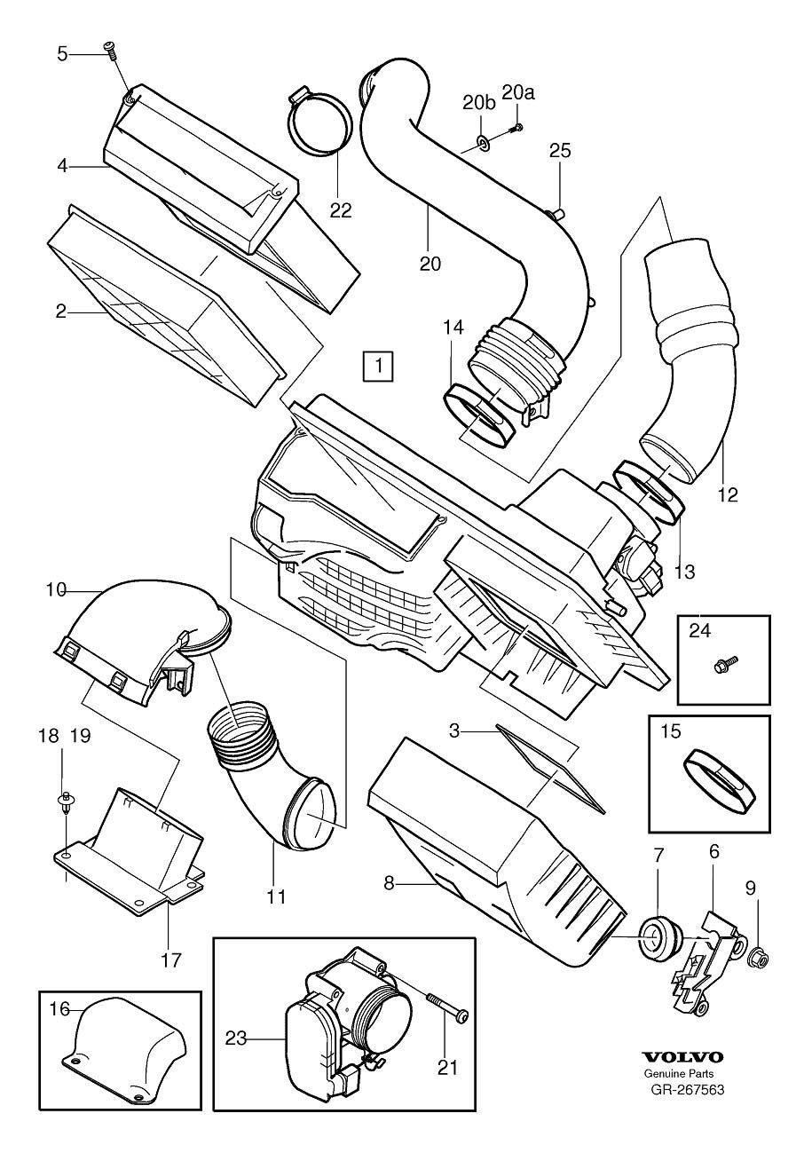 2001 Volvo V70 Fuse Box Diagram. Volvo. Auto Wiring Diagram