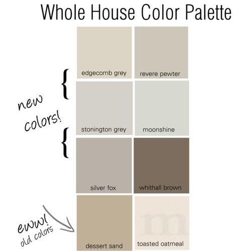 Farmhouse Colors Sherwin Williams Siudy