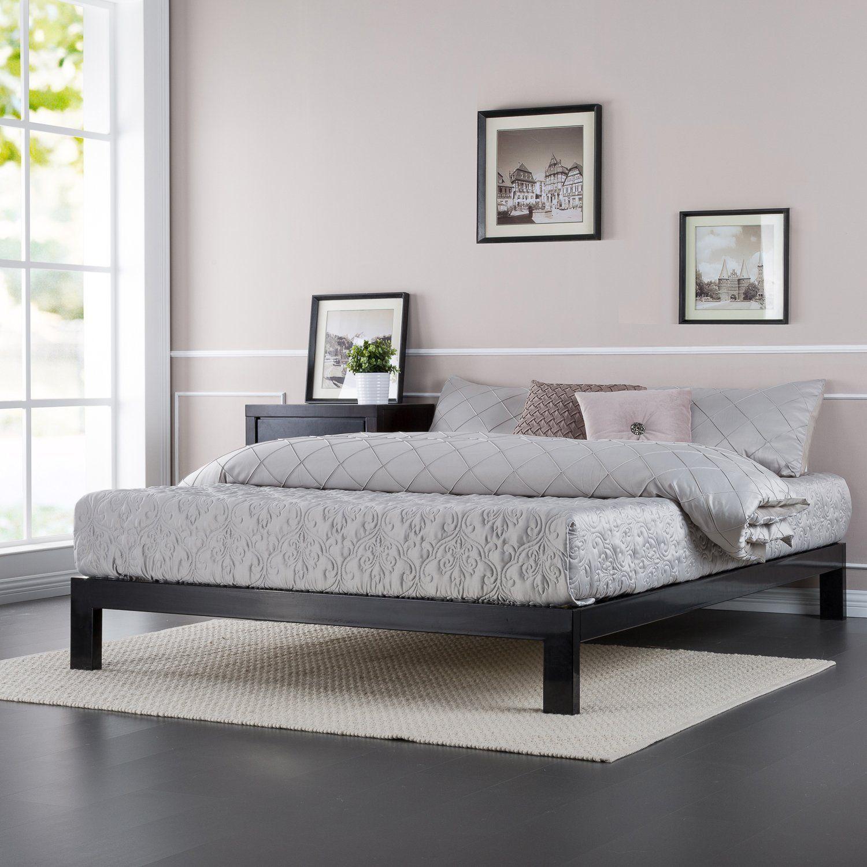 Amazon Zinus Modern Studio Platform Metal Bed