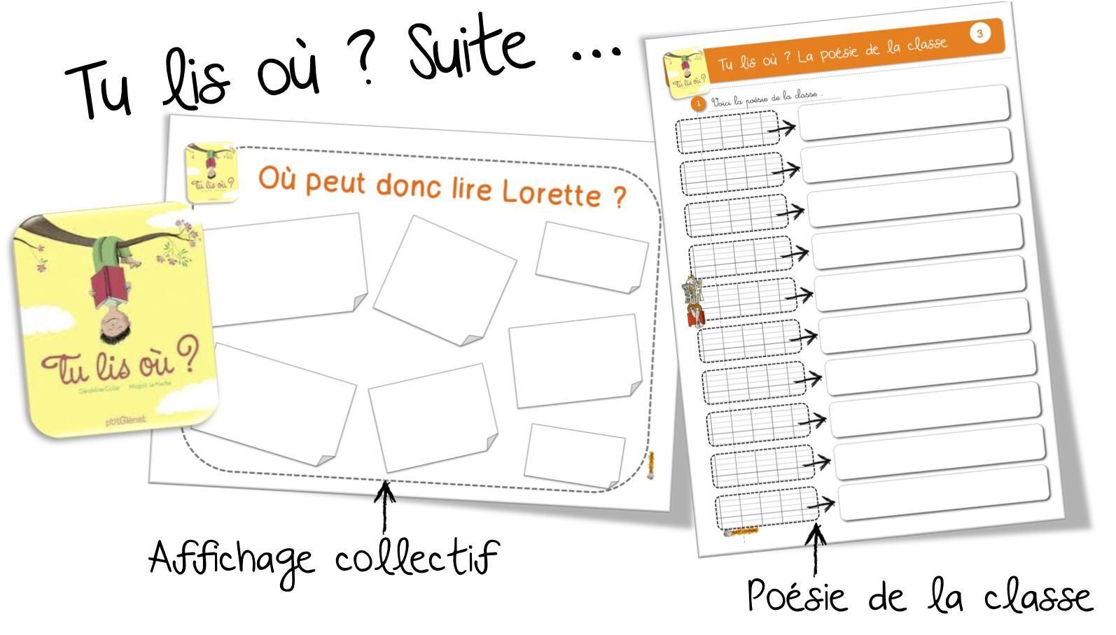 Projet Lecture De Rentree Production D Ecrits Et Poesie