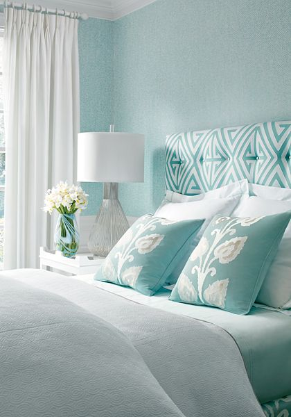 bedroom aqua blue beach house color palette home on beach house interior color schemes id=72797