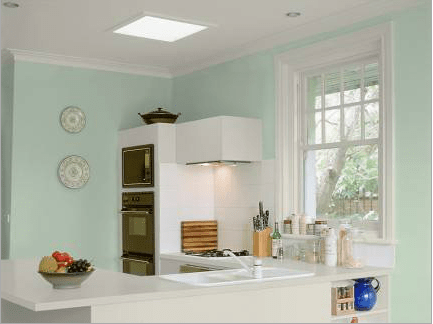 Dulux Kitchen Paint Apple White Home Painting