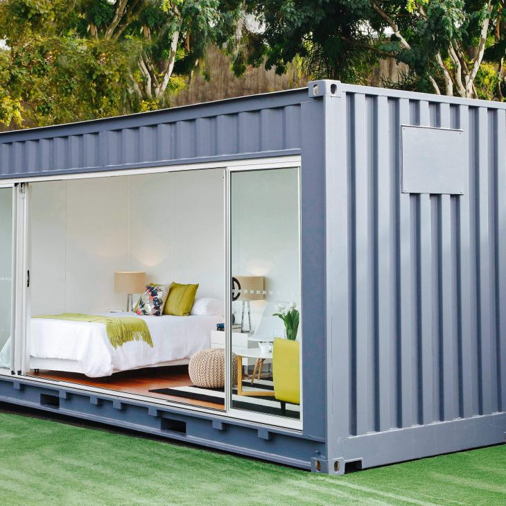 Cool As Hell Shipping Container Homes  Container Container