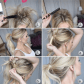 simple five minute hairstyles for office women diy