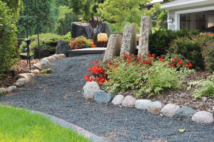 The clean way to get out of yard duties is to hire out Rison Design