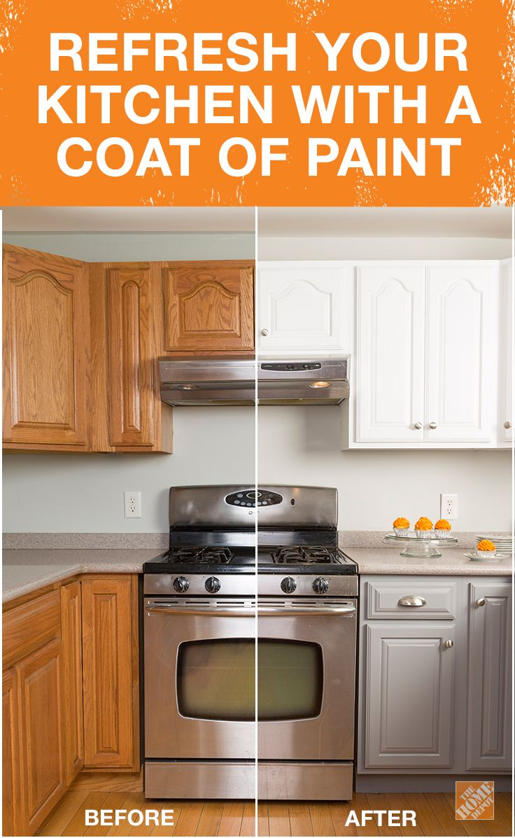 Get The Look Of New Kitchen Cabinets The Easy Way Rust Tutorials