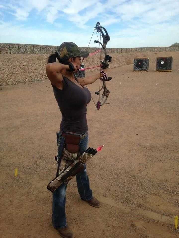 Pin By Compound Bow Reviews On Women And Bows Sexy