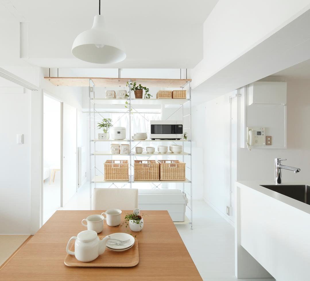 pinterest betsyalina interior homey pinterest muji interiors and kitchens on kitchen organization japanese id=36192