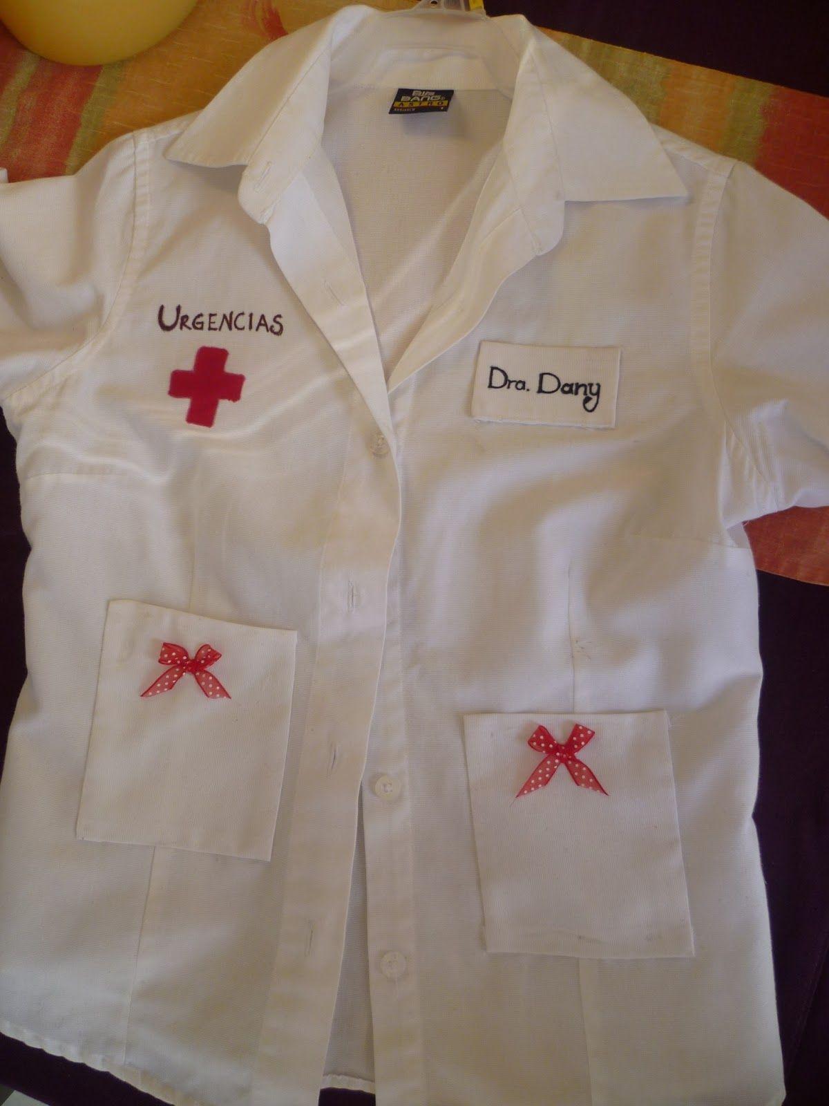 Como Hacer Disfraz De Medico Nino