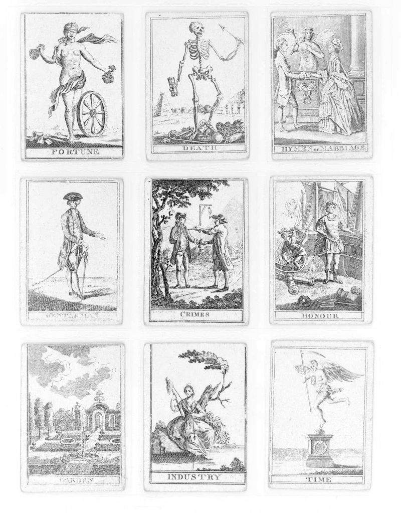 Free printable tarot decks printable tarot tarot time