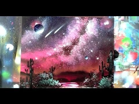 Spray Paint Art Lessons Monthly Content | Spray Paint Art ...