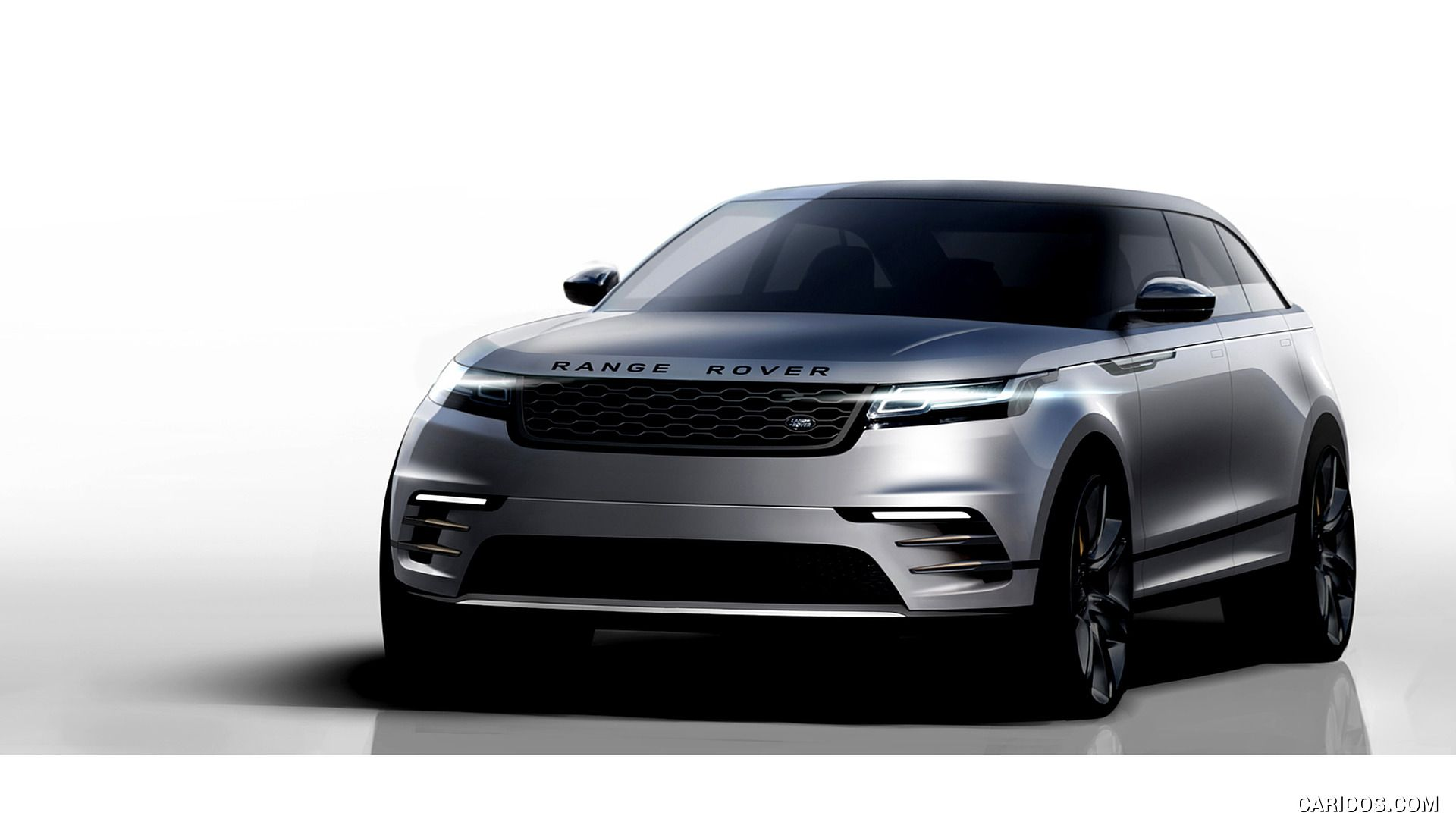 2018 Range Rover Velar Wallpaper LADY CARS Pinterest