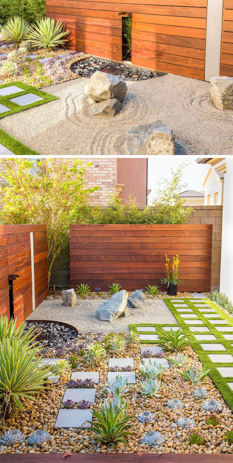 8 Elements To Include When Designing Your Zen Garden // Japanese Rock Garden — In order to have a properly zen garden, a Japanese