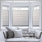 Window cover up ideas  window treatments trends for   top downbottom up shades  new