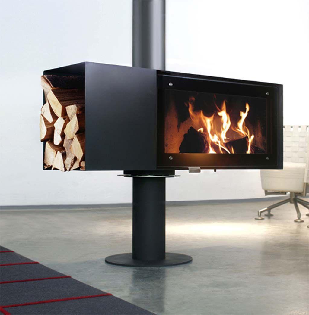 Propane Freestanding Fireplace Stove