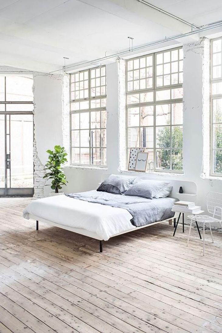 Stunning Loft Style Bedroom Design Ideas  Loft style bedroom