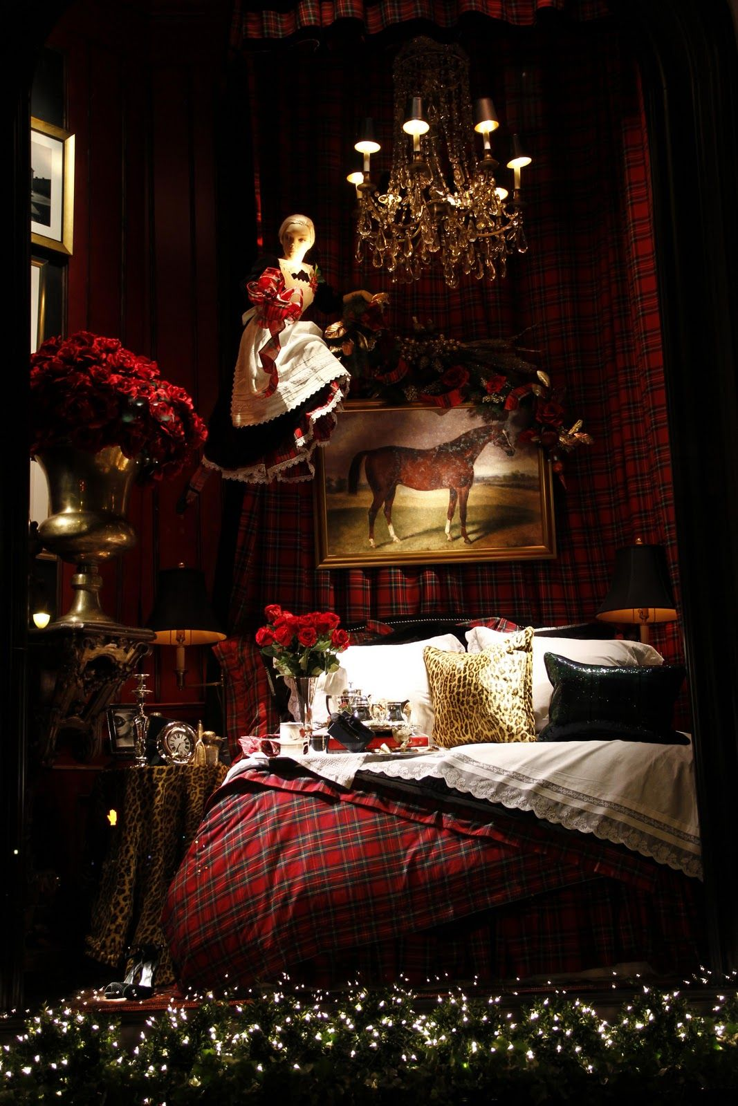 Ralph Lauren Windows Holiday 2010 Holiday Ideas