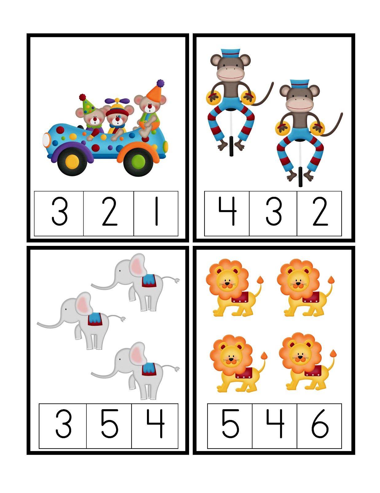 Preschool Printables Freebie Kleuters