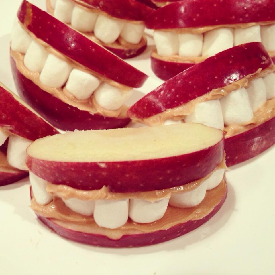 Halloween Treat Ideas Chattering Teeth. Happy Halloween From Pear Tree  Greetings Office