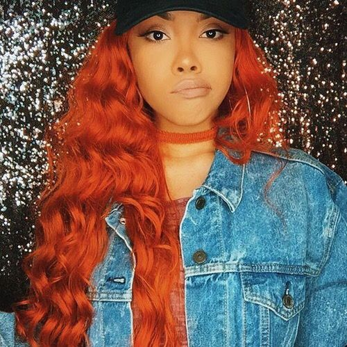 How to change weave hair color the best hair 2017 best 25 burnt orange hair color ideas on nail pmusecretfo Image collections