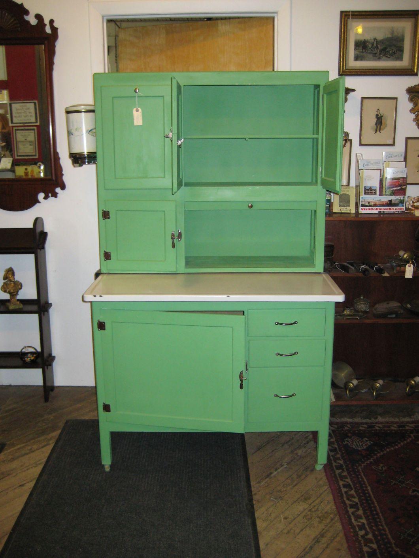 Počet Obrázkov Na Tému Vintage Hoosier Kitchen Cabinets E 17 Najlepších Kitchenettes Starožitnosti A Kuchyne