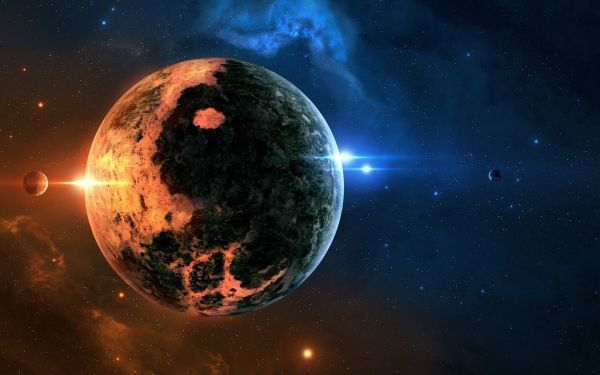 Real Outer Space Planets Pictures 5 HD Wallpapers ...
