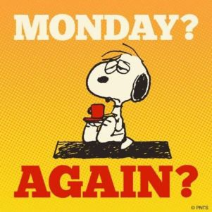 Image result for Monday again