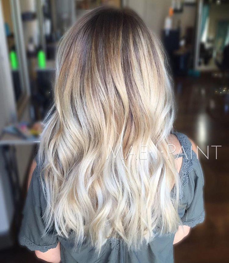 Marissa Mae On Instagram Blonde Blonde Blonde Maeipaint