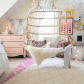 Cute diy room decor pinterest dreamy kids retreat courtesy of nesting with grace  double hanging