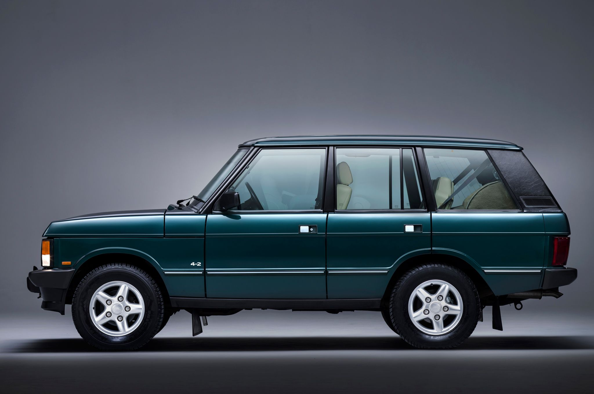 1994 Land Rover Range Rover Autobiography side
