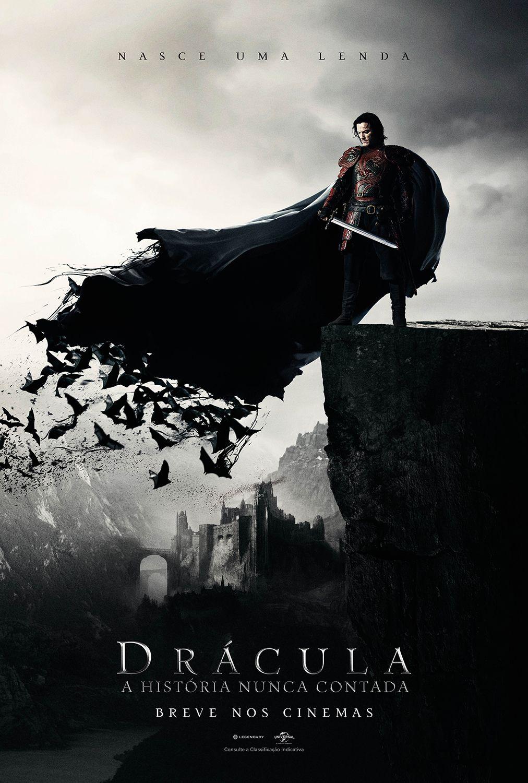 Poster do filme Drácula - A História Nunca Contada