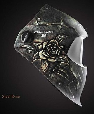 M Speedglas  Graphic Welding Helmets Womens Welders Collection