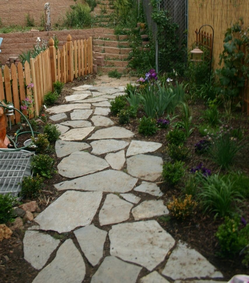 d65afc.jpg | Walkways | Pinterest | Gate ideas, Side yards ... on Side Yard Walkway Ideas  id=55637