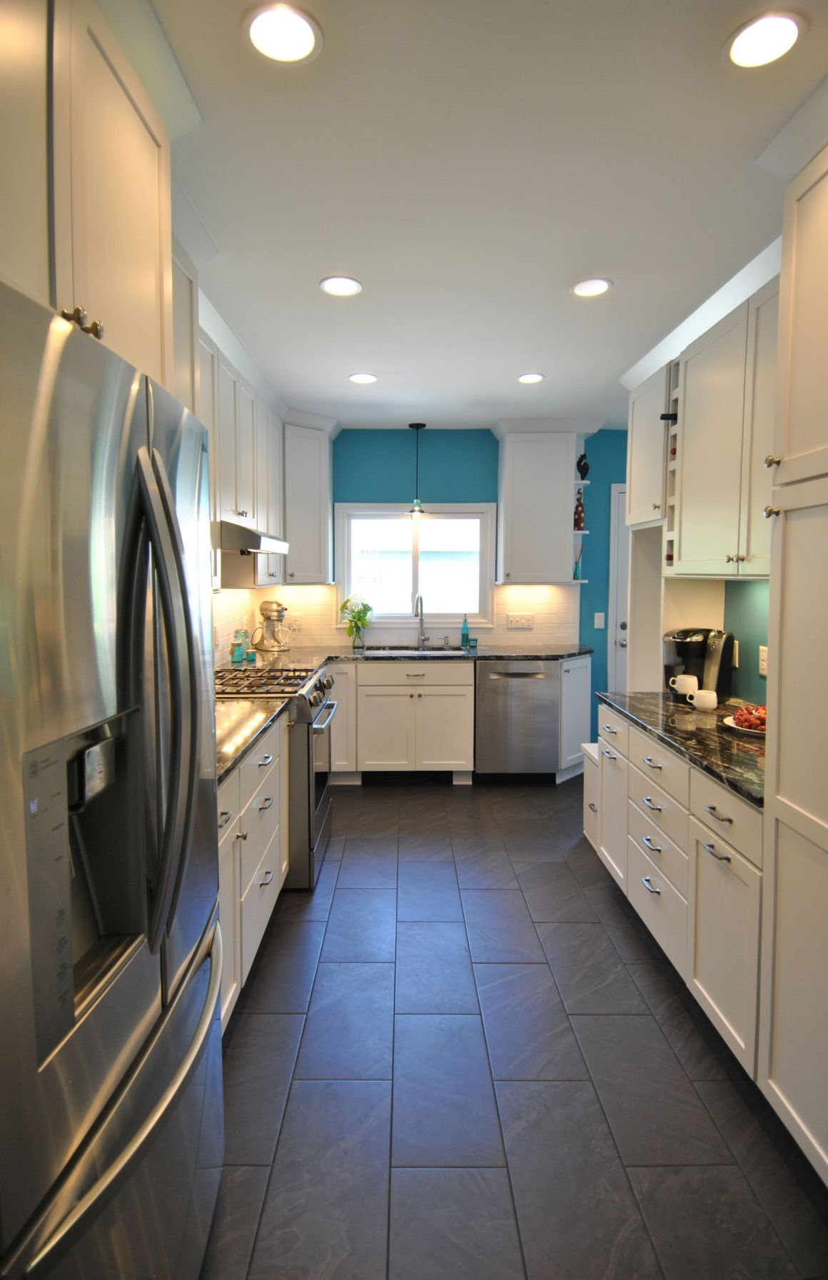 bright and fun minneapolis kitchen remodel | ohana construction inc