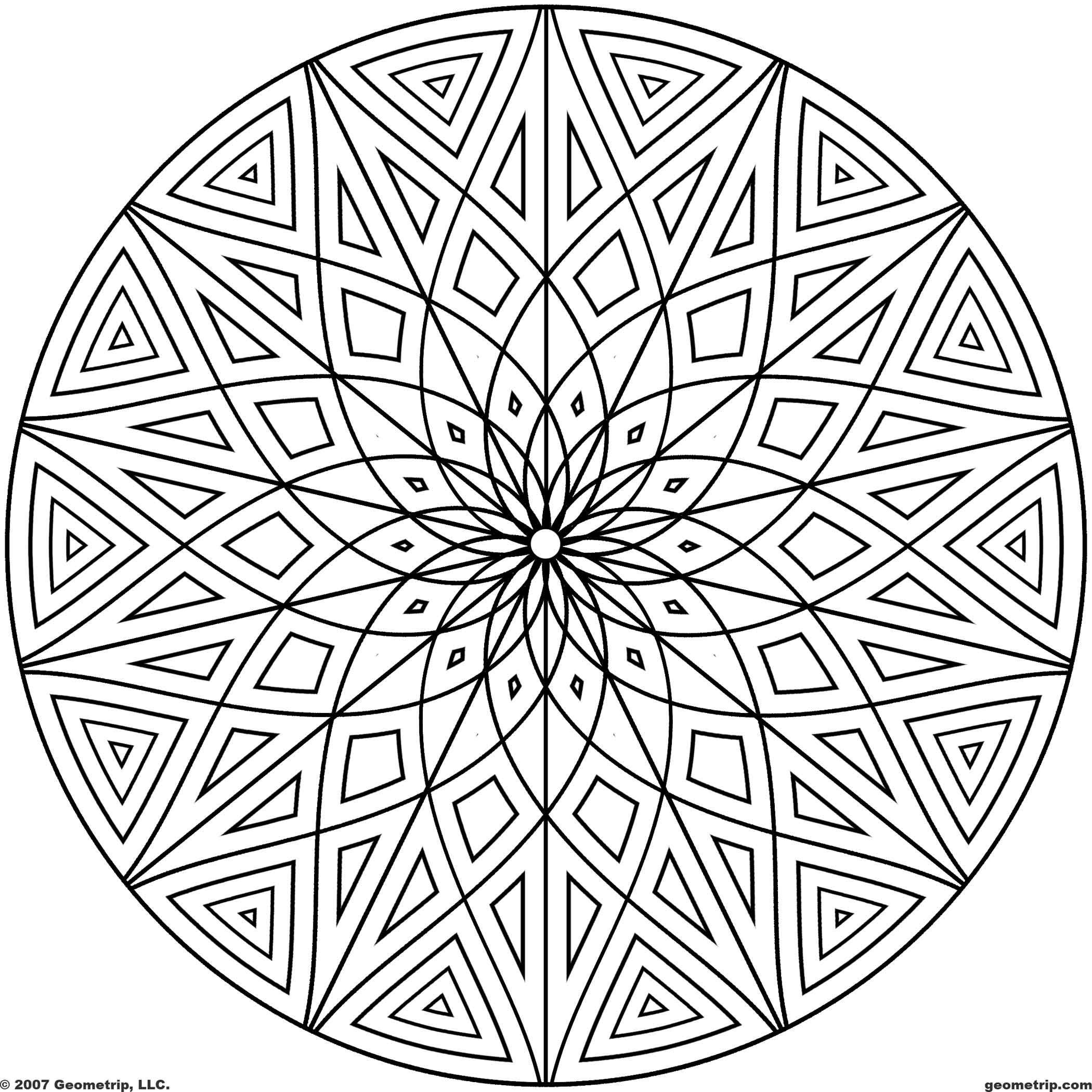 Geometrip Images Designs Circles Set1 Large