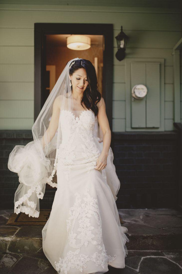Ines Di Santo Elisavet  Size   Used Wedding Dresses