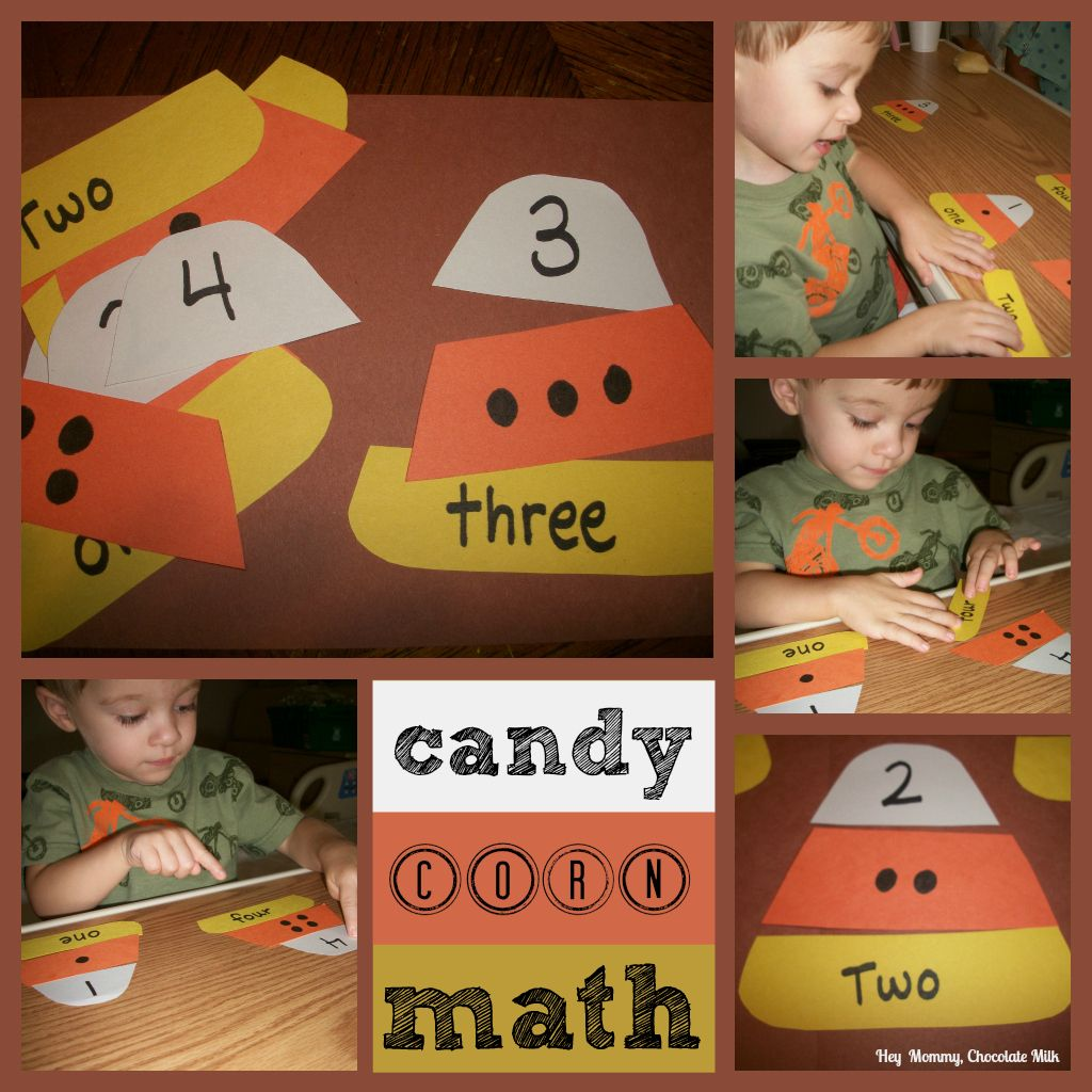 Candy Corn Math With Printables From Hey Mommy Chocolate