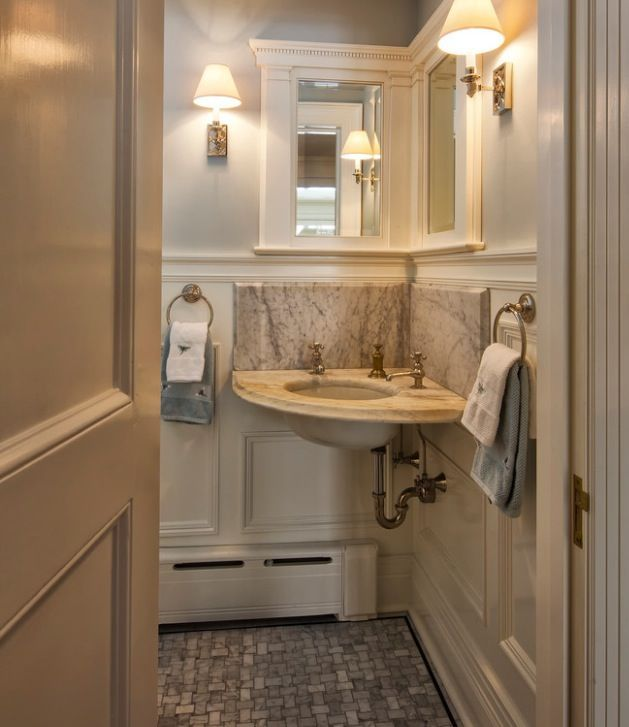 corner sink mirror - google search | bathroom ideas | pinterest