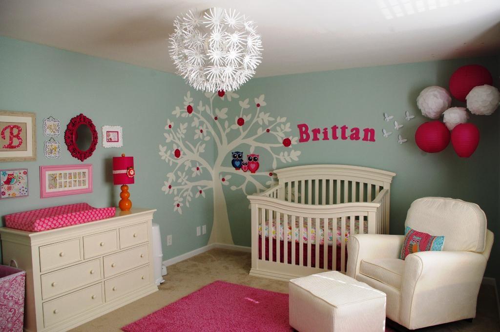 baby #nurseryidea #babynursery #nursery   baby nursery decor