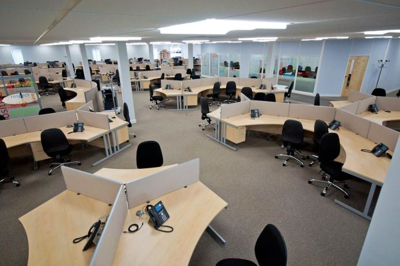 Image result for call centre office