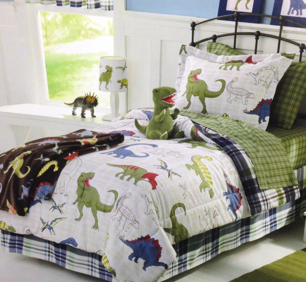 dino bedding - google search | boys' bedroom | pinterest
