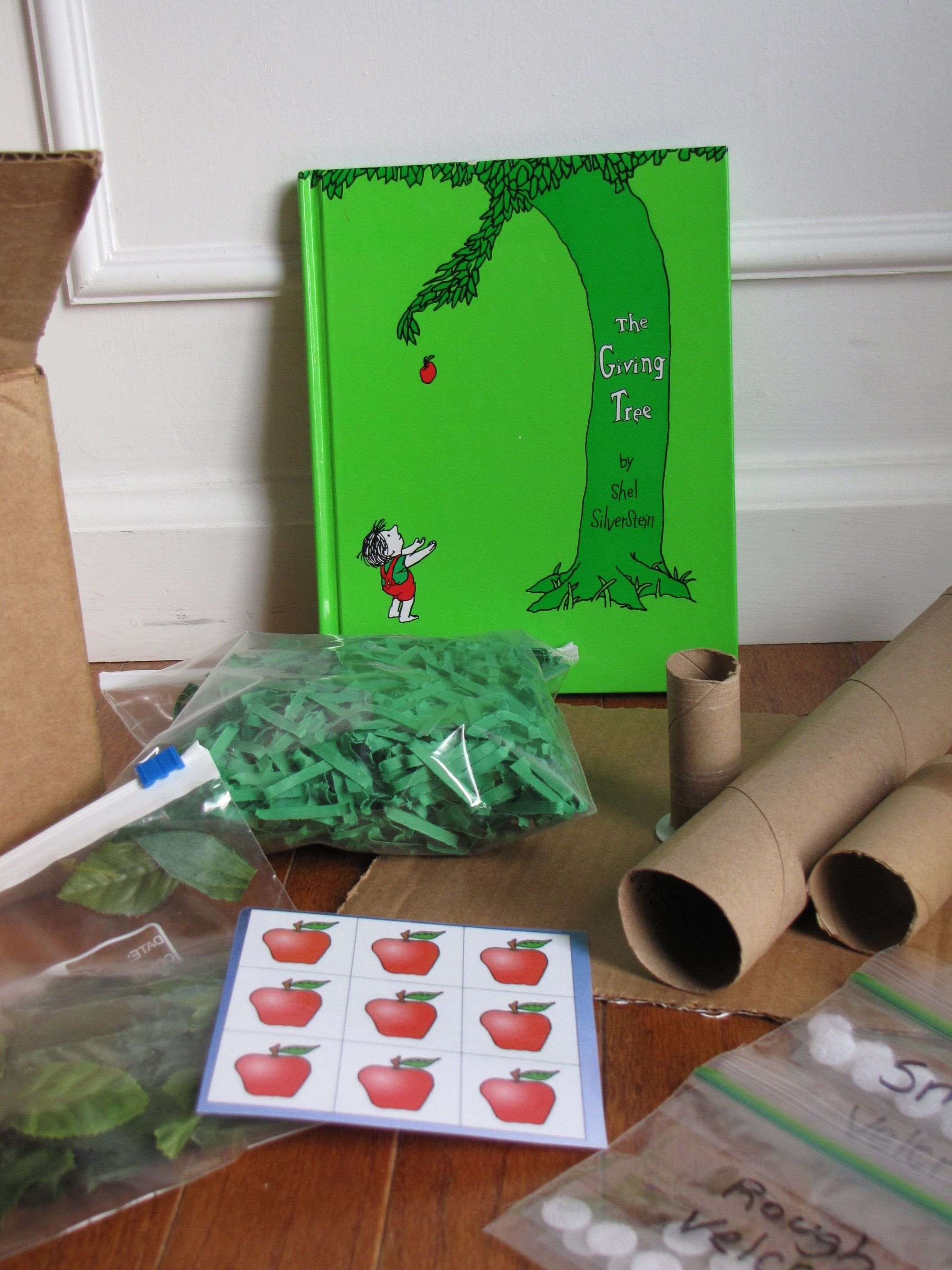 Summer Reading Book Exchange The Giving Tree Project