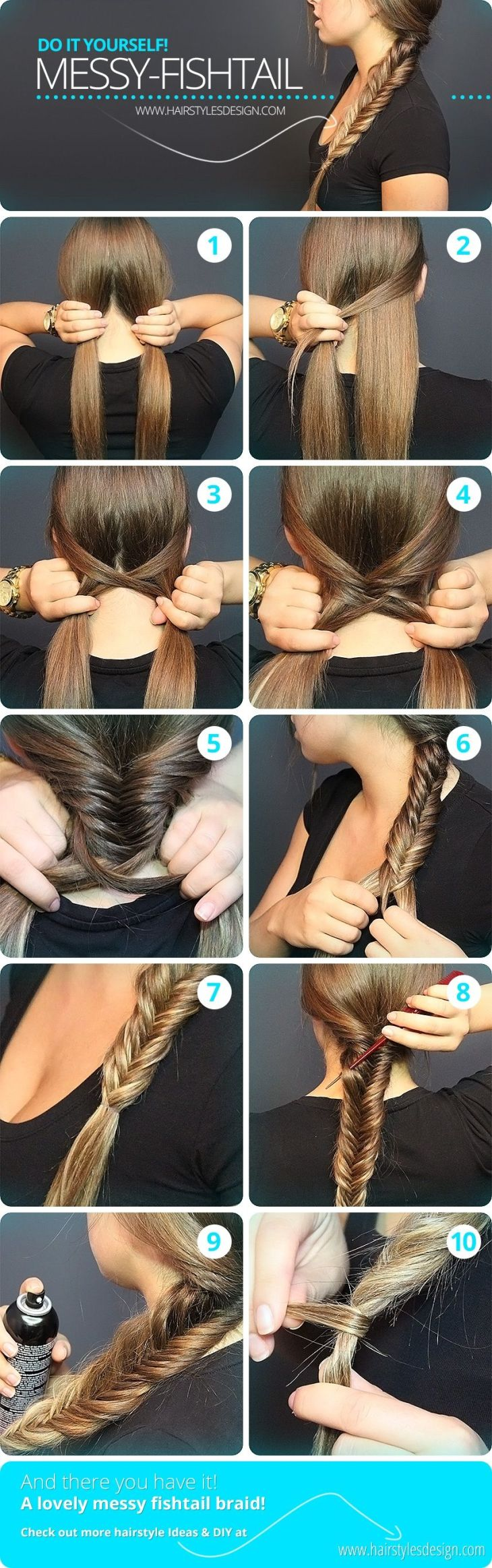 images about CuTe HAIR iDeAs FoR M u M on Pinterest