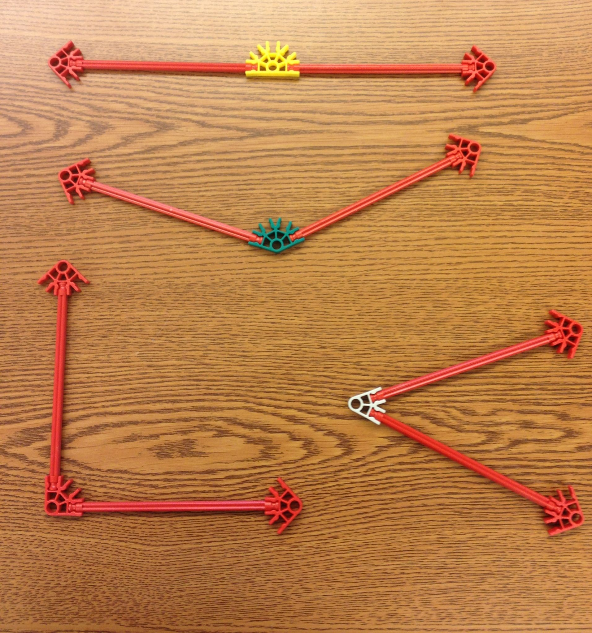 K Nex Can Be Used To Create Acute Right Obtuse And