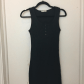 Sleeveless front button dress boutique front button minis and black