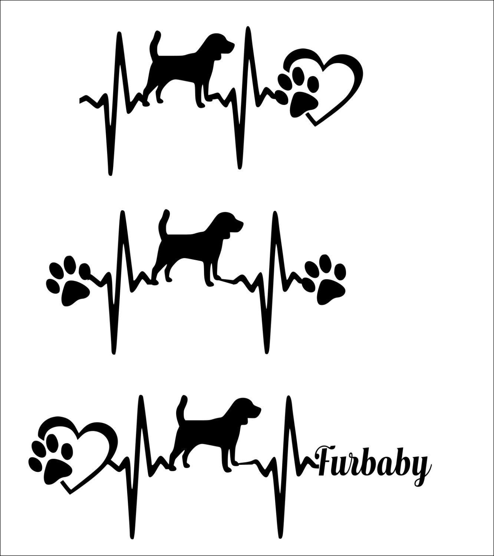 Svg Cut File Cute Beagle
