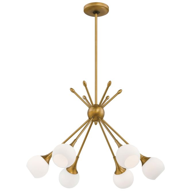 Drexler 6 Light Chandelier By Langley Street Via Wayfair