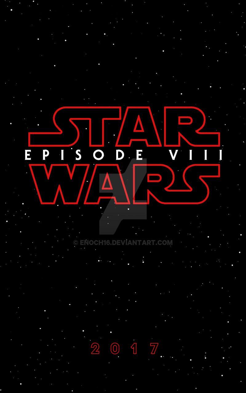 Poster do filme Star Wars: Episódio VIII